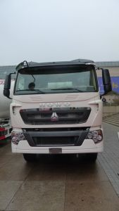 Chinese Mixer Truck for Concrete Brand Sinotruk HOWO pictures & photos