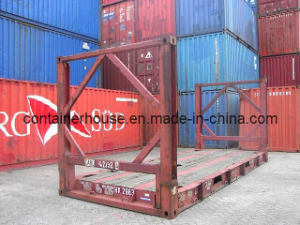 Flat Rack Container pictures & photos