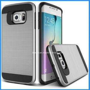 High Quality Drawbench PC+TPU Cell Phone Case for Samsung S7/S7edge/S7 Plus pictures & photos