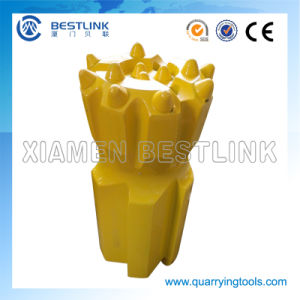 T38 T45 T51 R32 Retrac Type Thread Button Bit for Fast Drilling and Quarrying pictures & photos