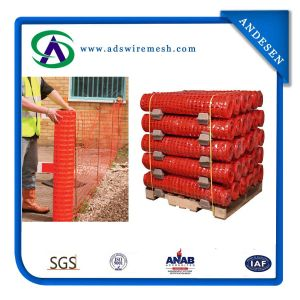 1mx50m Best Quality HDPE Plastic Orange Safety Fence pictures & photos