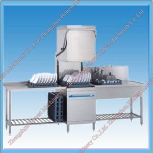 Long Life Time Automatic Industrial Dish Washing Machine pictures & photos