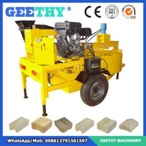 M7mi Hydraulic Kenya Soil Cement Interlocking Brick Making Machine pictures & photos