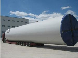 Power High Qualitywind Tube Tower From Qingdao Wuxiao Group pictures & photos