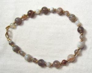 Xg-Be163 Fashion Jewelry Light Grey Coral Fashion Jewelry Charm Bracelet