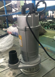0.37kw / 0.75kw Qdx Submersible Water Pump for Celan Water Single Phase Hot Sale in Thailand / Cambodia / Myanmar pictures & photos