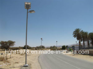 8 Mtrs Height 40W LED Solar Road Lights, Super Brightness with Soncap Certificated. pictures & photos