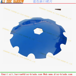 Large Supply Smooth/Plain Disc Harrow Blades for Sale From China pictures & photos