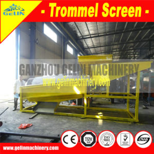 Diesel Engine Mobile Gold Washing System for Alluvial Gold Mining Recovery pictures & photos