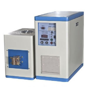 Ultrahigh Frequency Induction Heating Brazing Machine (GYH-30AB) pictures & photos