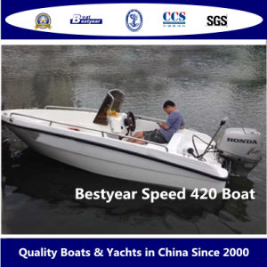 Bestyear Speed 420 Fishing Boat pictures & photos