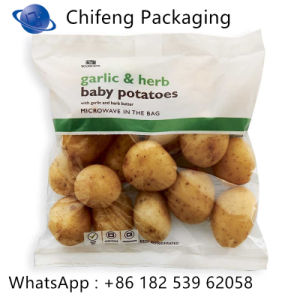 plastic Bags for Potato Packaging pictures & photos