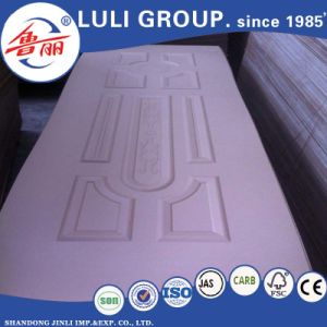 2017 Hot Selling Good Quality Melamine Door Skin From Luli Group pictures & photos