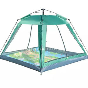 Outdoor Automatic Camping/Beach Instant Tent with 4 Door pictures & photos