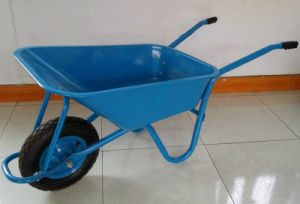 Professional Supplier of Construction Wheelbarrow (WB5009) pictures & photos