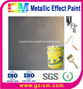 China Metallic Effect Coating Outdoor Textured Paint Metal Paint Fluorocarbon Painting China