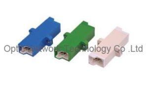 E2000 Fiber Optic Adapter (E2000) pictures & photos