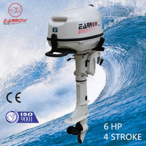 Outboard Motor in Boat Engine pictures & photos