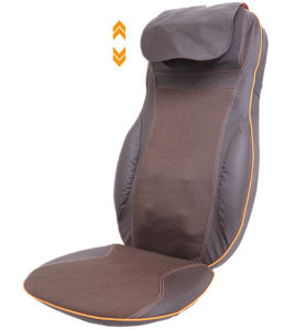 Electric Shiatsu Neck and Back Massage Cushion pictures & photos
