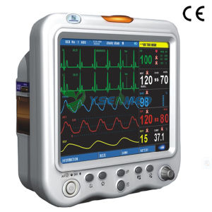 15 Inches Large Screen Multiparameter Patient Monitor pictures & photos