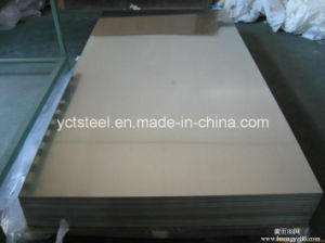 Hot Rolled Ss Plate with 10mm Thickness pictures & photos