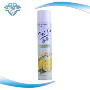 Lemon Fragrance Air Freshener Spray for Keeping Air Clean pictures & photos