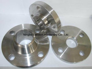 China Hot Forged Steel Forging Flange