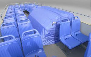 Large Size City Journey Visit Bus, Seats 60+ Seats, 12m pictures & photos