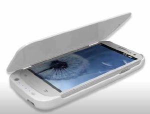 Charger for Samsung Galaxy Siii I9300 with Case (ECM-PW20C)