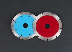 Professional Diamond Dry Cutting Saw Blade pictures & photos