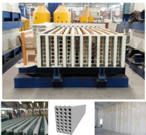 Molding Machine for Making Concrete Wall Panel pictures & photos