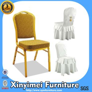 Fancy White Chair Cover (XYM-K66) pictures & photos