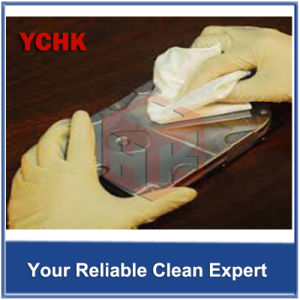 Cleaning Metal Parts Surface Edges And The Aperture Area Clean Microfiber Cloth Wiper pictures & photos