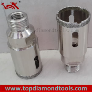 Electroplated Diamond Core Bit pictures & photos