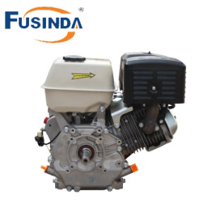 7HP / 208cc Air-Cooled Engine, Small Gasoline Petrol Engine pictures & photos