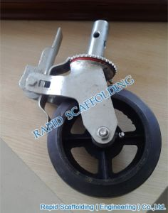 Moving Tower System Aircraft Caster Scaffolding Wheel pictures & photos