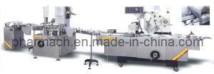 Automatic Pharmaceutical Products Cartoning, Film Packaging Production Line pictures & photos