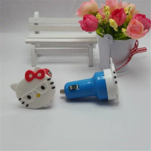 Car Charger with Double USB Output pictures & photos