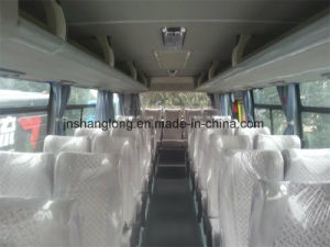 8.5 Meters Front Engine 35 Seats Intercity Bus pictures & photos