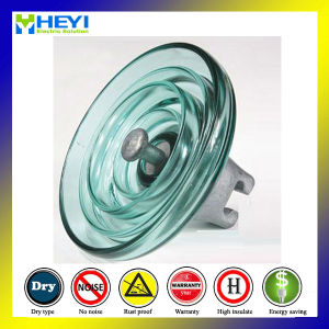 IEC Toughened Glass Insulator U420 pictures & photos