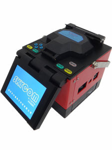 China Skycom T-108 Digital Fusion Splicer Kit pictures & photos