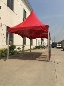 3X6m Modern Outdoor Trade Show Aluminum Shade Red Canopy Tent pictures & photos