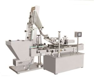 High Speed Atuomatic Press Capping Machine