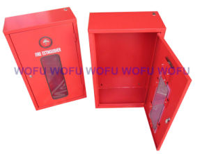 Wall Amounted Fire Extinguisher Box pictures & photos