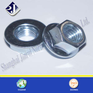Hex Flange Nut for Automobile Grade 8 pictures & photos