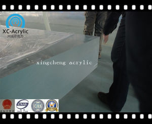 Thick Customized Transparent Acrylic Sheet pictures & photos