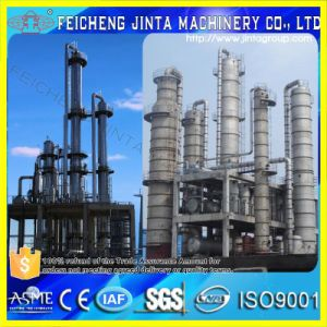 Five-Column Three-Effect Distillation Equipment Dehydration Alcohol/Ethanol Equipment pictures & photos