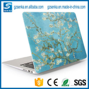 Chinese Style Printing Custom Hard Laptop Case for MacBook Air pictures & photos