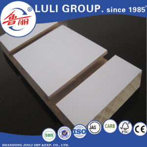 Hot Sell Melamine MDF Board From Luli Group pictures & photos