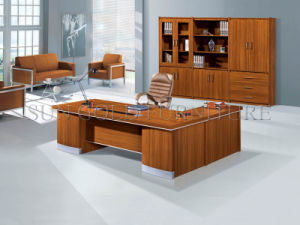 Modern Executive Desk with Extension Table (SZ-OD057) pictures & photos
